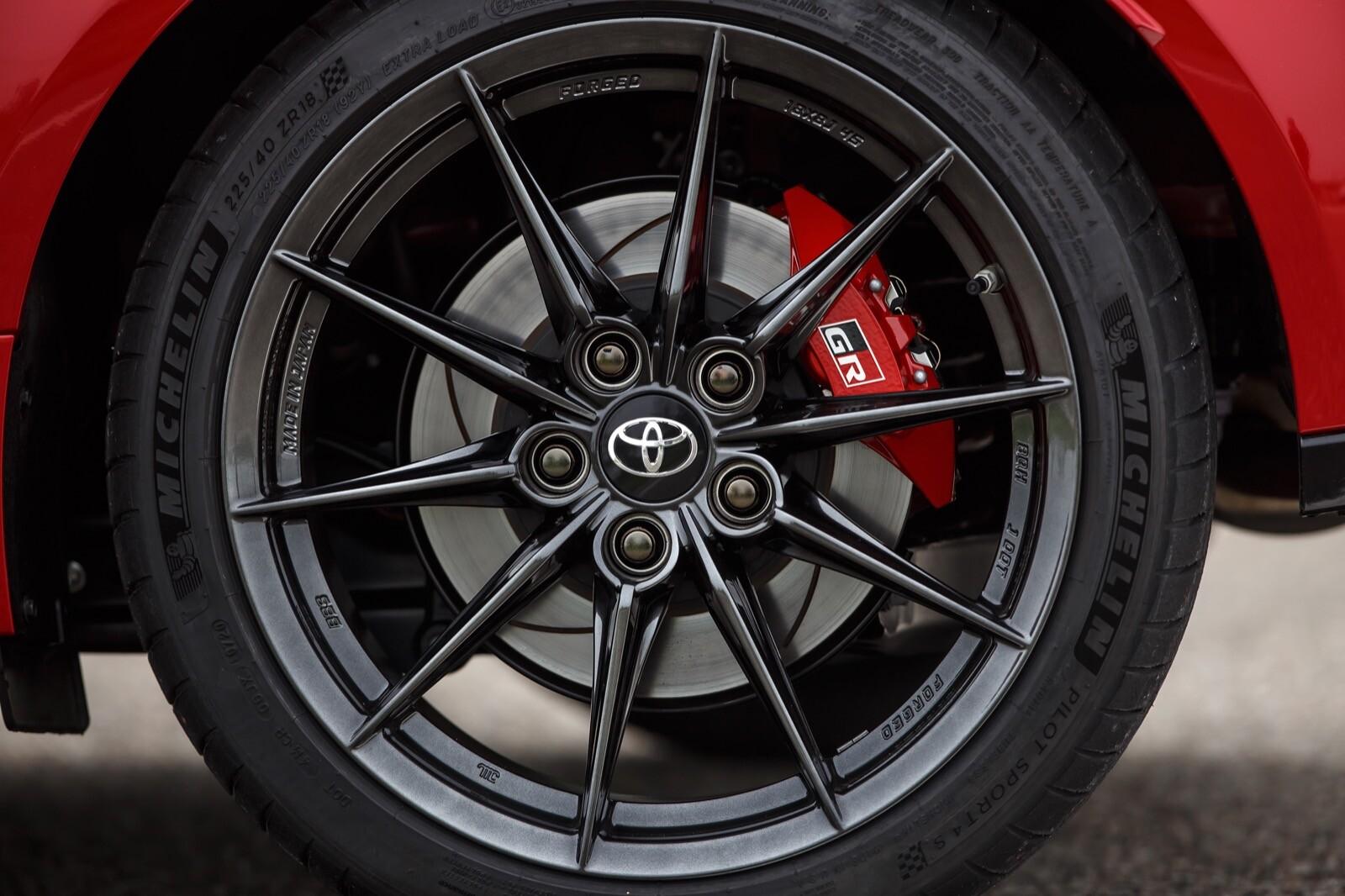 Foto de Toyota GR Yaris (Presentación)q (179/195)