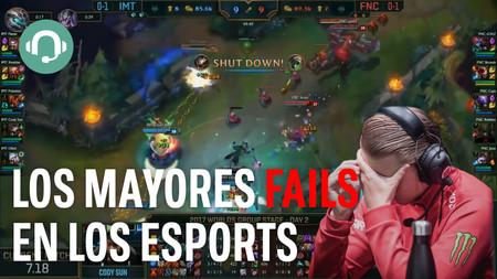 Los mayores fails en los esports: Fortnite, Overwatch, LoL y más