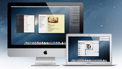 OSX Mountain Lion. Resumen de novedades