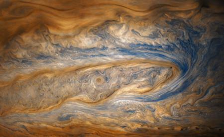 Júpiter como jamás lo habías visto: las texturas impresionistas del planeta, en 27 imágenes