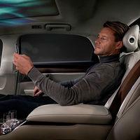"""El Volvo S90 Ambience Concept es todo un """"spa"""" sobre ruedas y se desvela en Pekín"""
