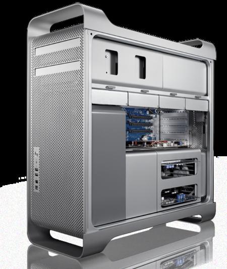 Mac Pro actualizados pero sin Blu-ray