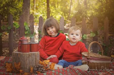 Consejos profesionales e ideas creativas para hacer espectaculares fotografías navideñas a los niños