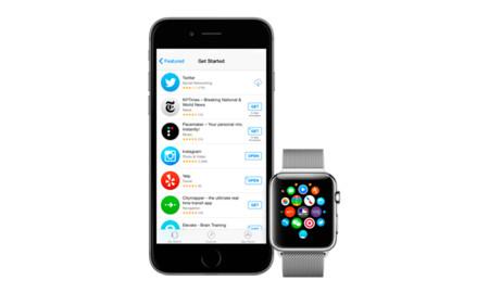 La nueva tienda de aplicaciones para Apple Watch se estrena con más de 3000 apps