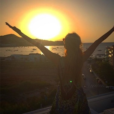 Paris Hilton e Ibiza: no es un adios, es un hasta pronto