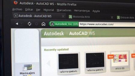 Reto nº12 para el Motorola Atrix - el Atrix como ordenador - autocad