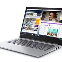 En Amazon, el gama media del día es el Lenovo ideapad 530S-14IKB, que se queda en sólo 649,99 euros