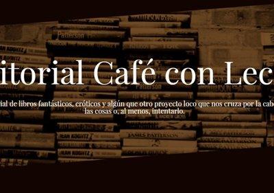 La editorial Café con Leche busca novelettes para publicar en 2016