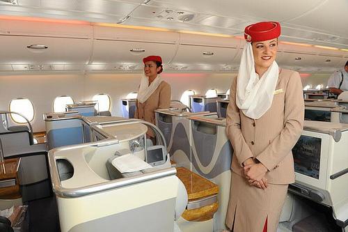 Foto de Emirates Airlines A380  (7/8)