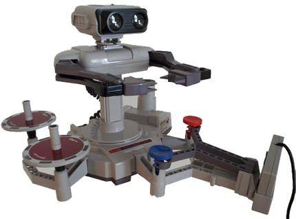El Wiimote como mando para robots