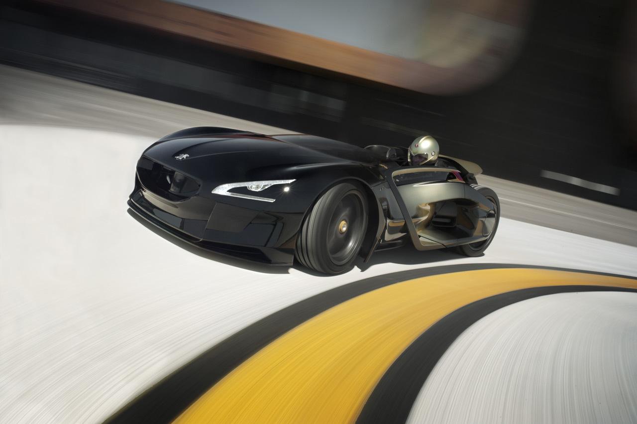 Foto de Peugeot EX1 Concept (11/44)
