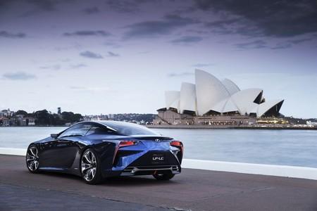 Lexus LF-LC Sidney