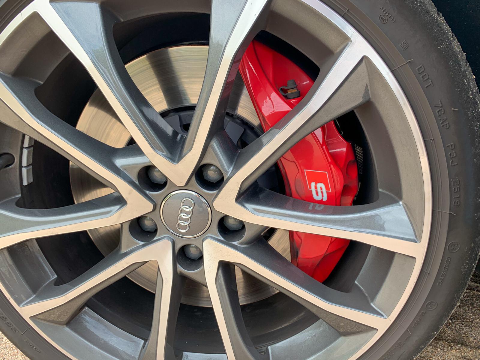 Foto de Audi S4 Avant 2020 (prueba) (25/26)