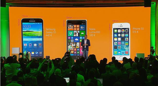 Foto de Nuevos Lumia 830, 730 y 735 (17/31)