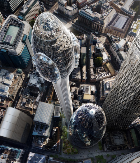 Arquitectura de vanguardia Londres