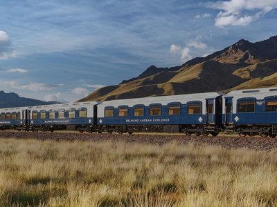 Belmond Andean Explorer, el primer tren de lujo de América del Sur