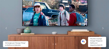 Stranger Things Netflix Con El Google Home
