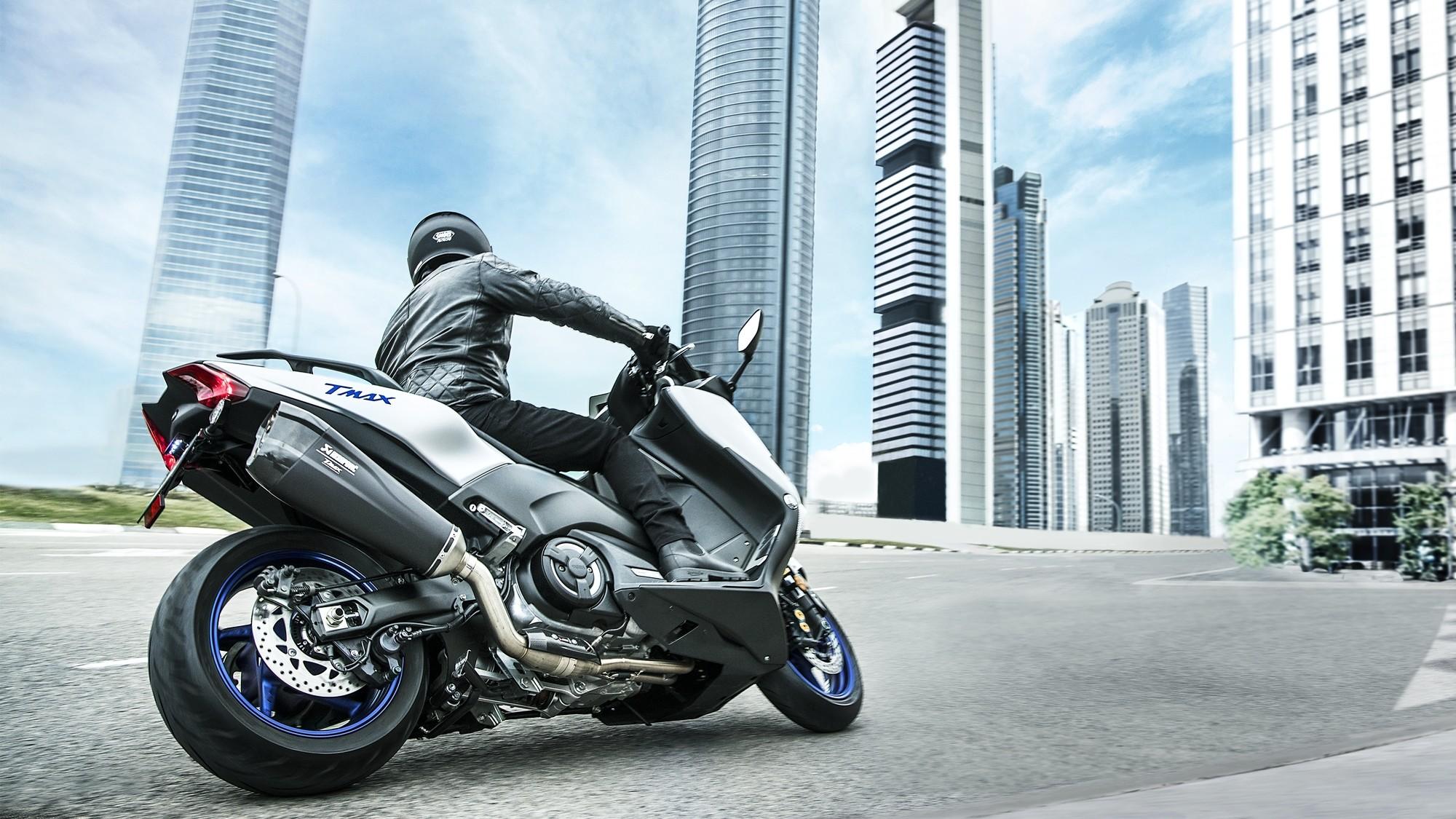 Foto de Yamaha TMax SX Sport Edition 2018 (10/34)