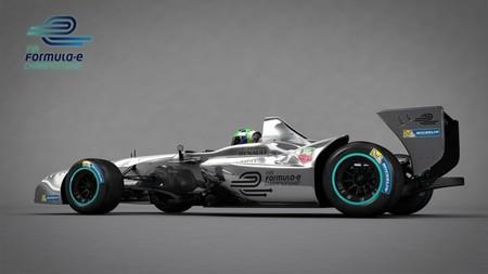 Fórmula E Spark-Renault car 02