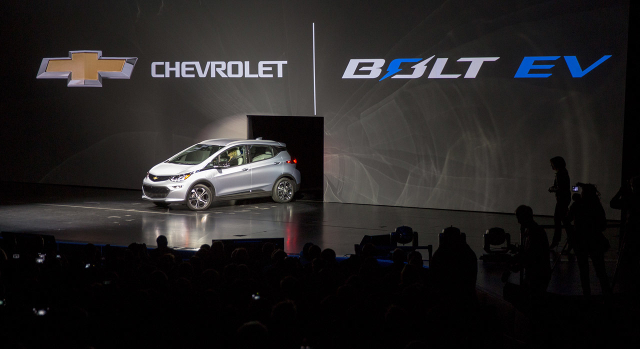 Foto de 2017 Chevrolet Bolt EV (21/25)