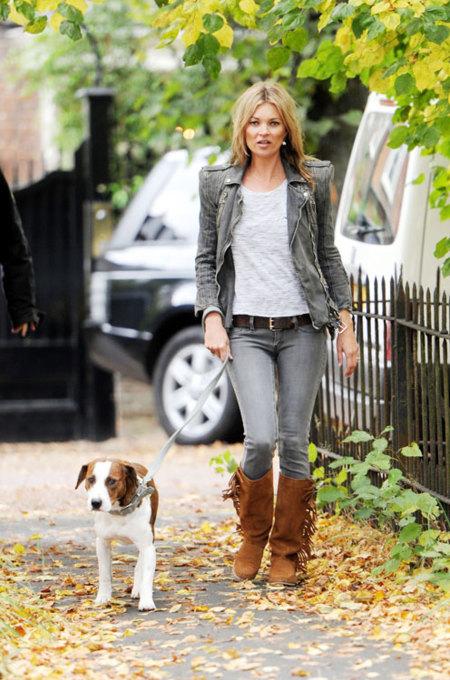 Copia el look de Kate Moss en Mango