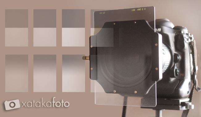filtros degradados densidad neutra