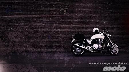 Honda CB1100, prueba (conducción en autopista y pasajero)