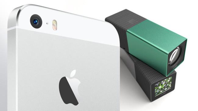 Apple patenta... ¿Lytro? Reenfocar después de disparar