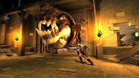 'God of War' será el primer juego en exprimir los 333 MHz de PSP