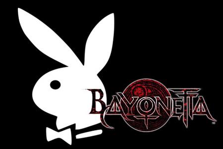 Playboy y 'Bayonetta', dos conceptos que se dan la mano