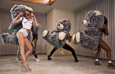 Ni temazo ni pestiño: Miley Cyrus estrena 'We Can't Stop'