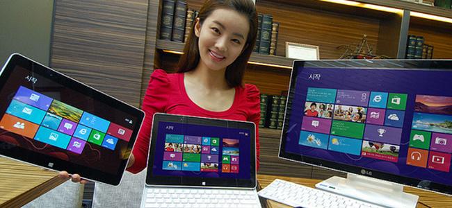 LG H160 y V325