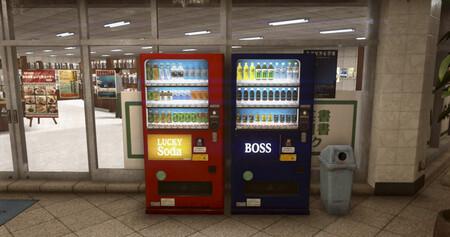Las máquinas de refrescos como herramienta de diseño de videojuegos: de vestir nuestras ciudades a tienda de RPG