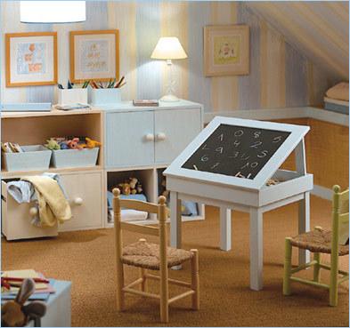 Decorar la habitación de los niños: recursos gratis