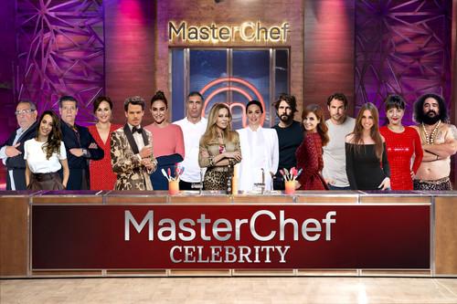 Quiénes son los concursantes del nuevo MasterChef Celebrity y cuáles son sus (nulas) habilidades culinarias