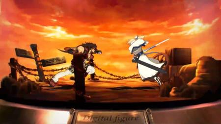 """Guilty Gear Xrd -REVELATOR- muestra su nuevo modo llamado """"Digital Figure Mode"""""""