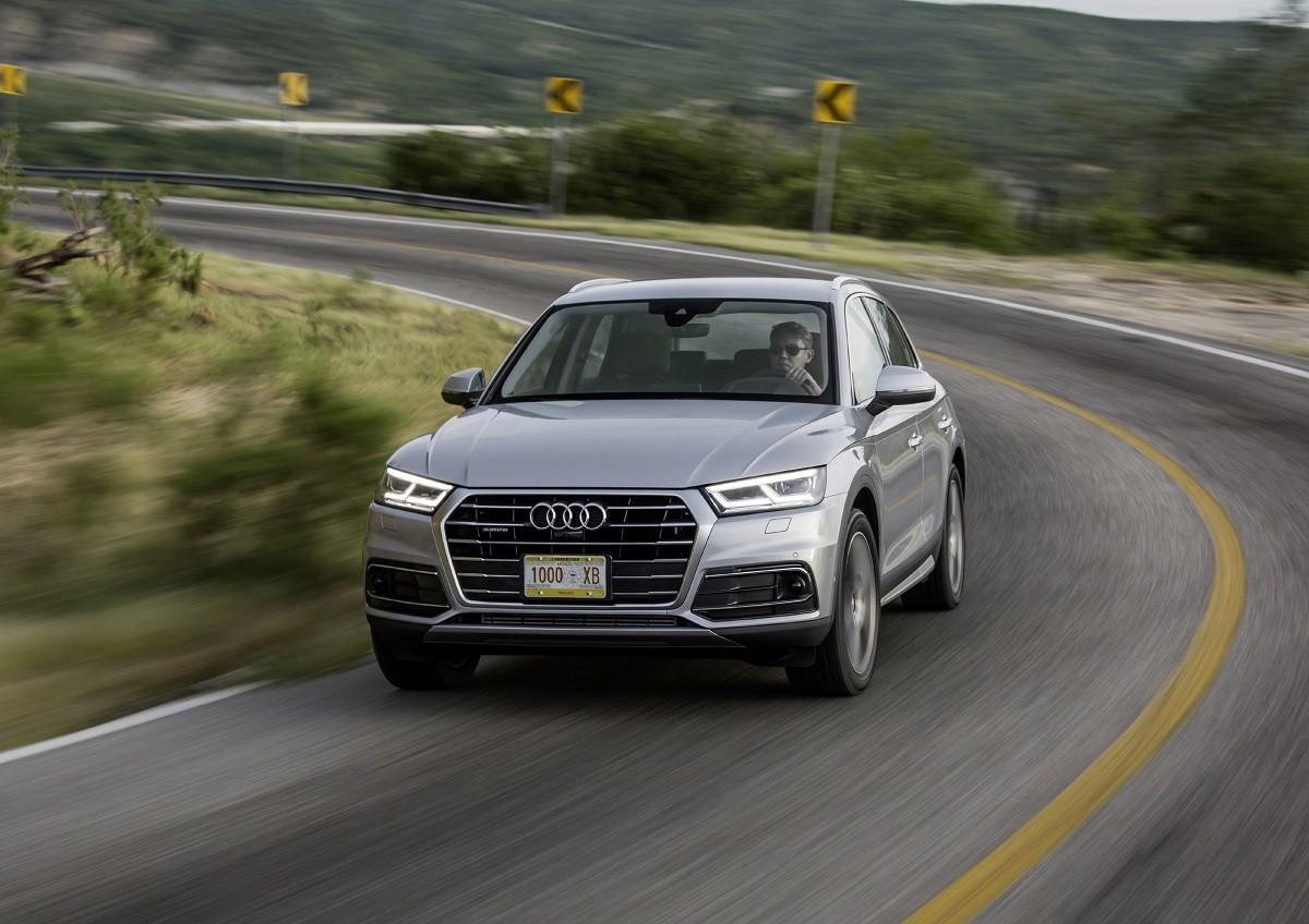 Foto de Audi Q5 2018 (5/20)