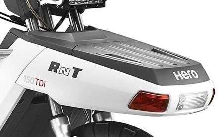 Hero RNT Diesel Scooter Concept
