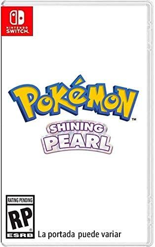 Preventa - Pokémon Shining Pearl