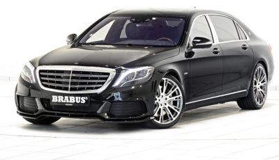 Brabus convierte el Mercedes-Maybach S 600 en una lujosa bestia de 900 CV