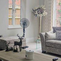 AirGo: este ventilador de pie inteligente se conecta al Wi-Fi de casa para controlar y gestionar su uso a distancia
