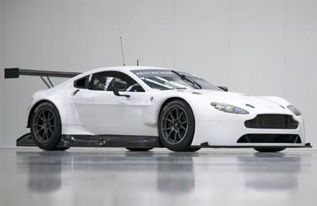 Desvelado el Aston Martin Vantage GTE para 2016