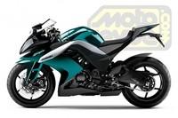Fotomontaje de la Kawasaki ZX-10R 2011