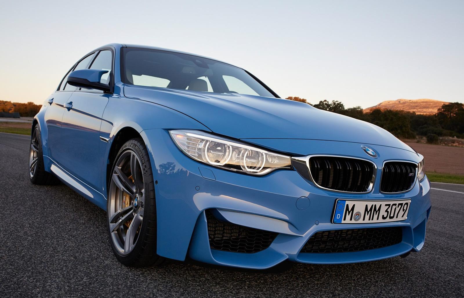 Foto de BMW M3 2014 (8/13)