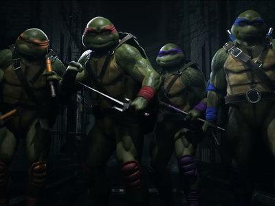Las Tortugas Ninja se apuntan a Injustice 2 ¡Cowabunga!