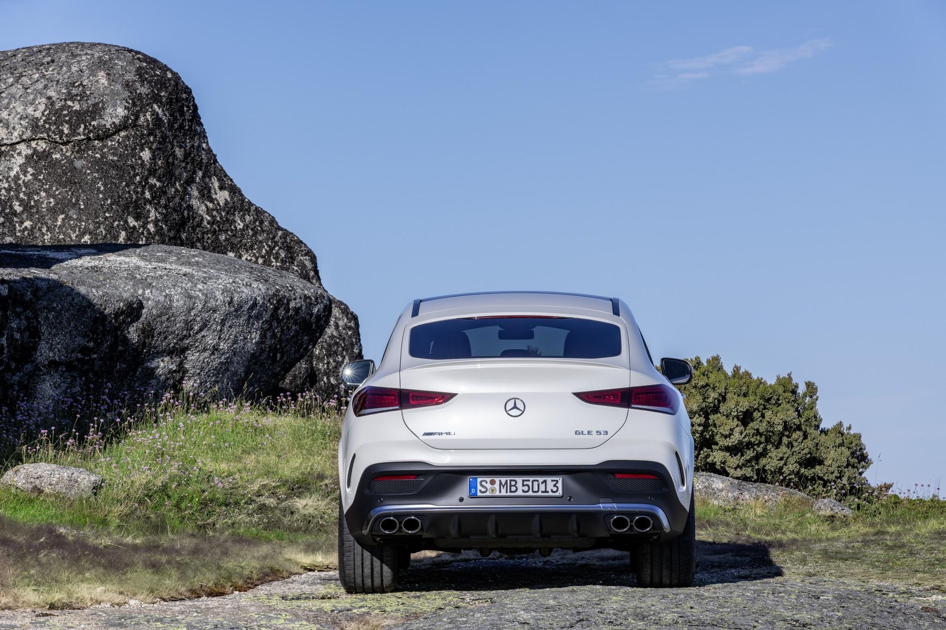 Foto de Mercedes-Benz GLE Coupé 2020 (41/52)