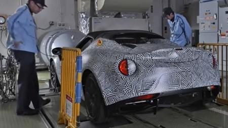 El nuevo motor para coches eléctricos de Yamaha es muy versátil, y por ahora lo están probando en este Alfa Romeo 4C