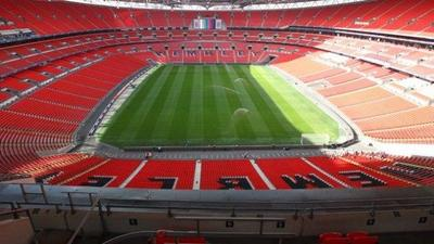 Tour por el Estadio de Wembley