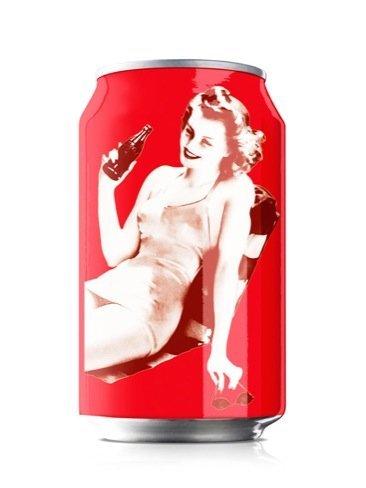 Coca-Cola pin-ups