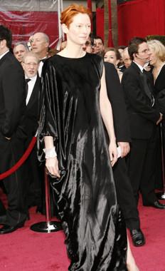 Pasarela de los Oscar: y estrellados...